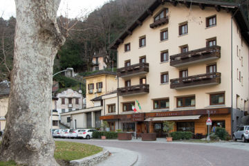 HOTEL CRIMEA Chiavenna (SO)