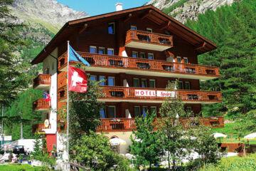 HOTEL SPORT Saas-Almagell