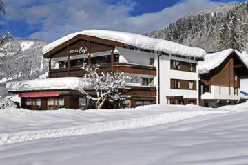 DAS EDELWEISS BOUTIQUE HOTEL SCHOPPERNAU Schoppernau