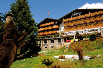 HOTEL ALPHUBEL Saas-Fee