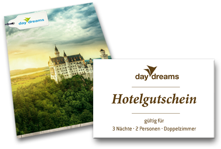 daydreams Hotelgutschein