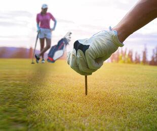 Golfhotels für den Kurzurlaub