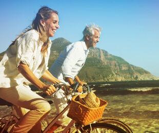 Fahrradhotels für den Kurzurlaub mit Bestpreis-Garantie